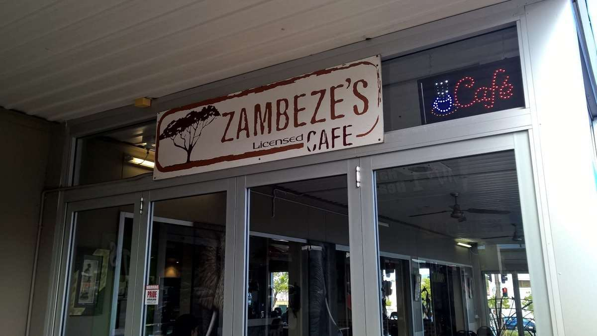 Zambeze's Cafe - Accommodation Fremantle