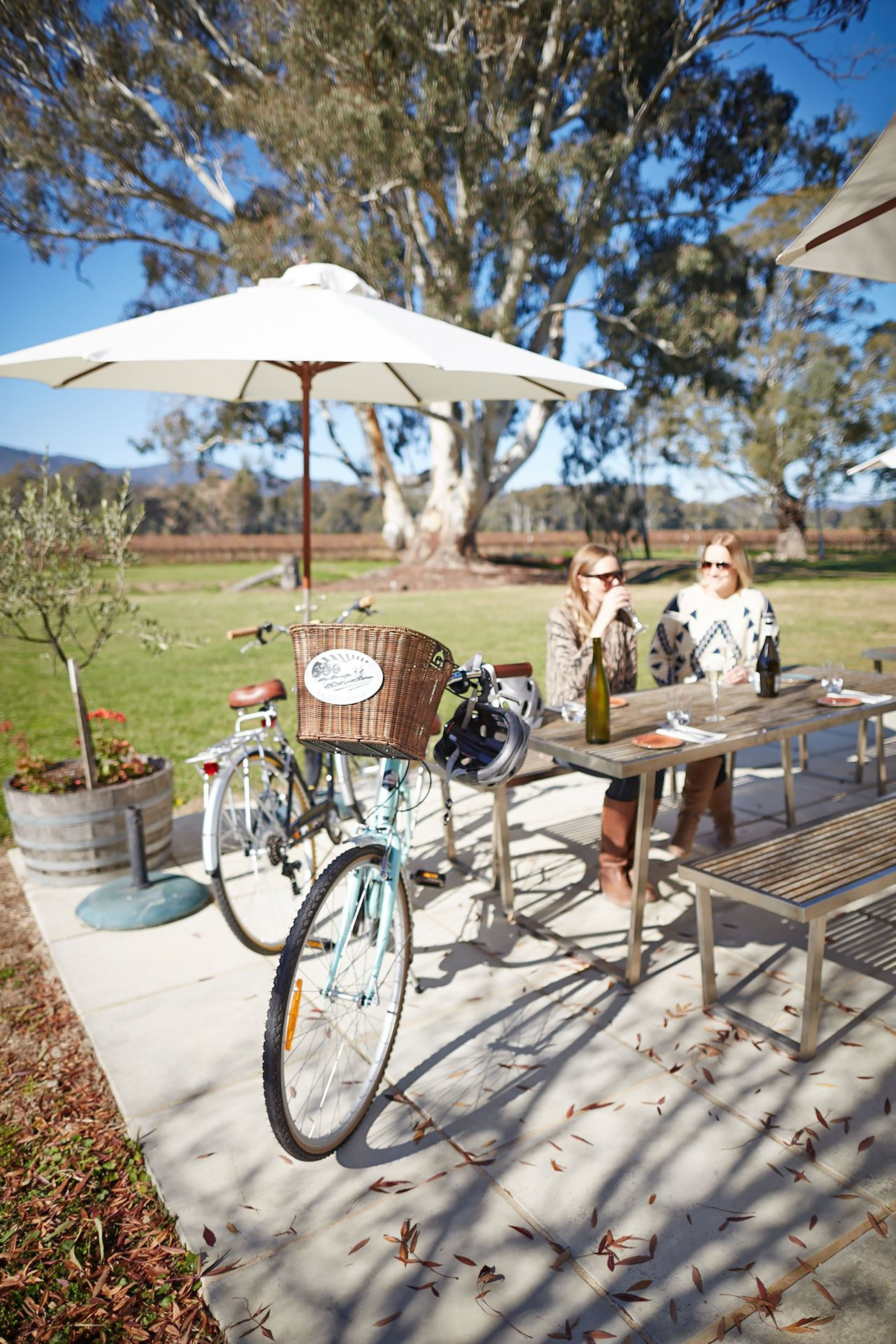 Dal Zotto Wines Cellar Door - Accommodation Fremantle