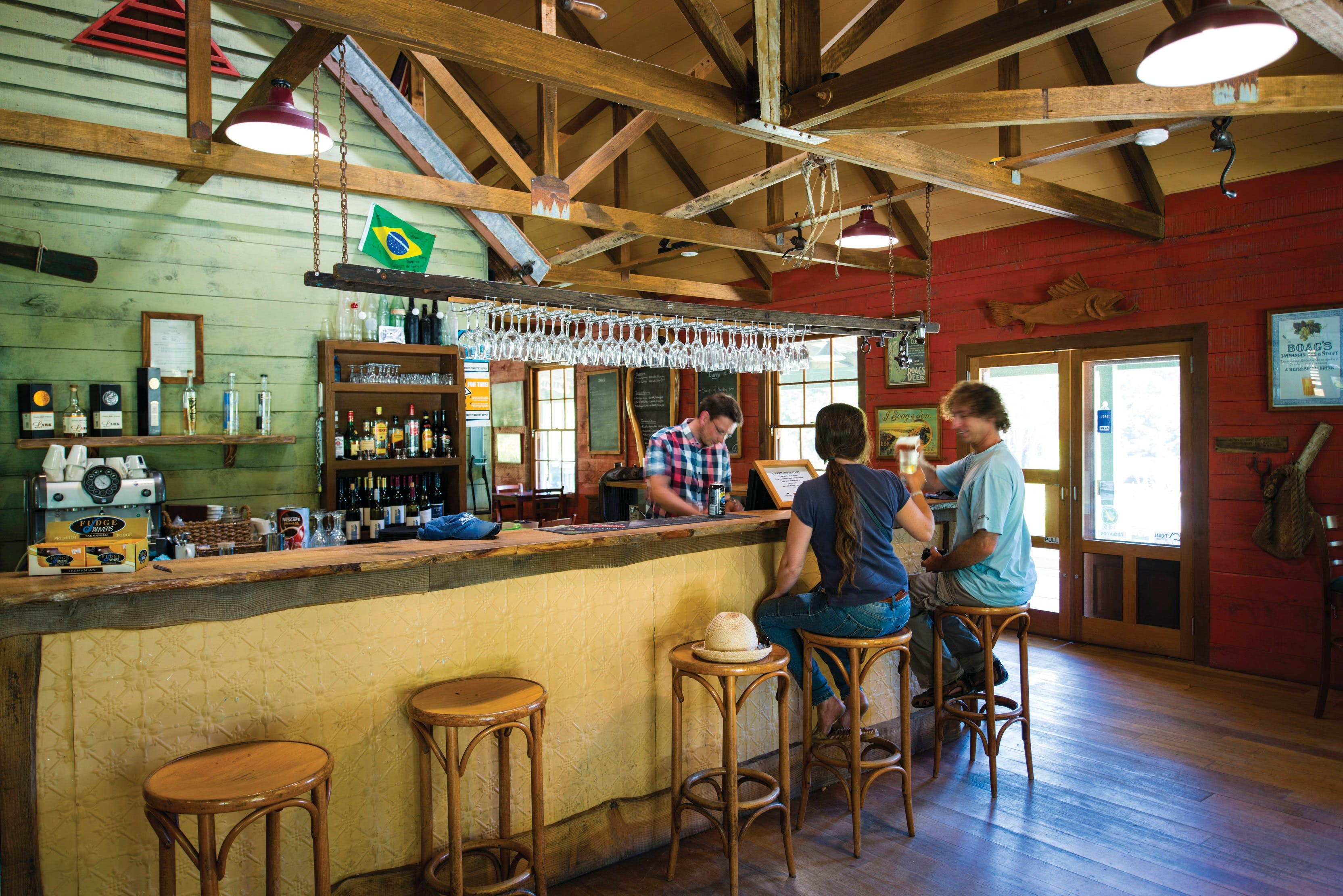 Tannin Restaurant at the Tarkine Tavern - Accommodation Fremantle