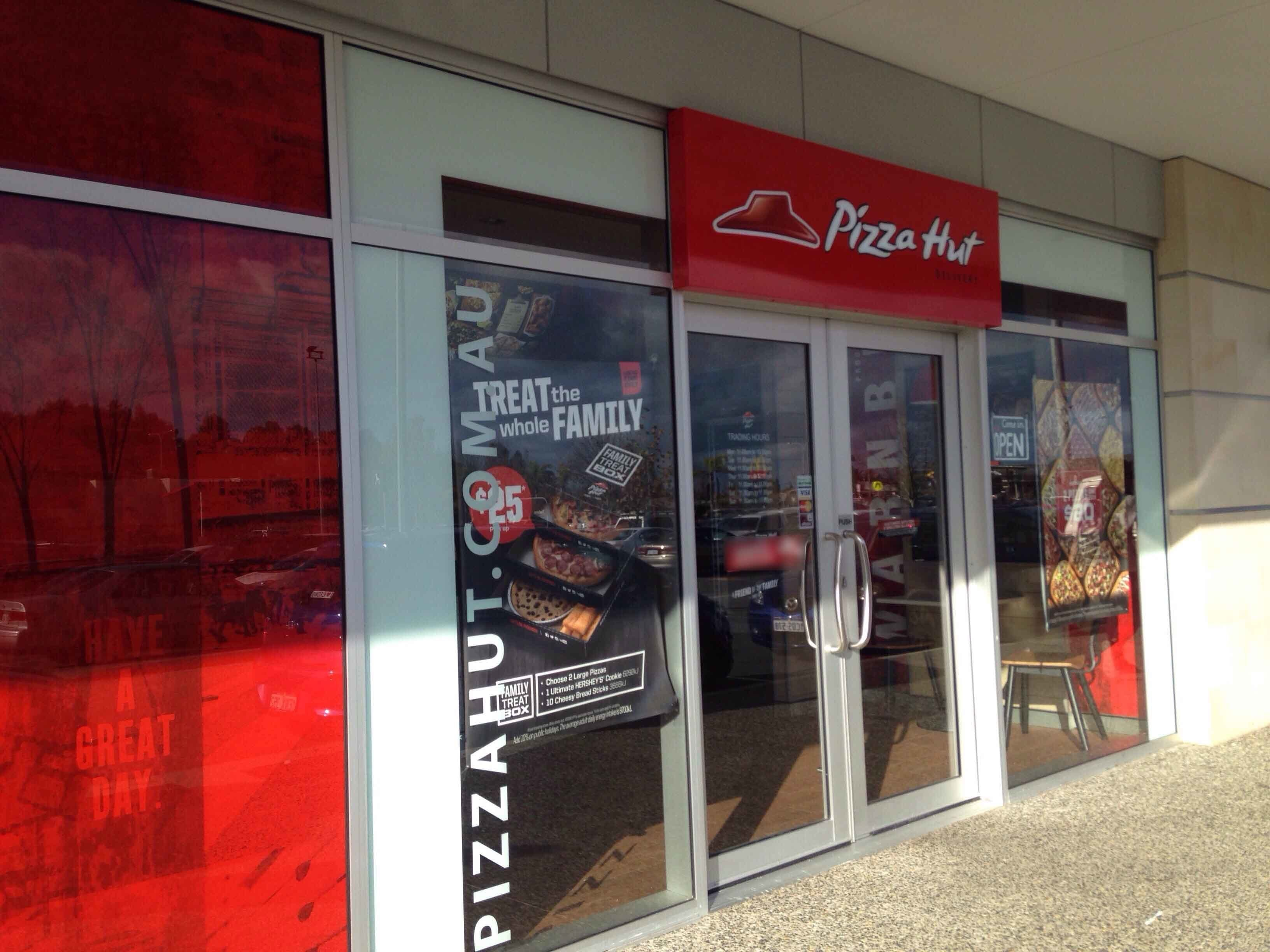 Pizza Hut - Accommodation Fremantle