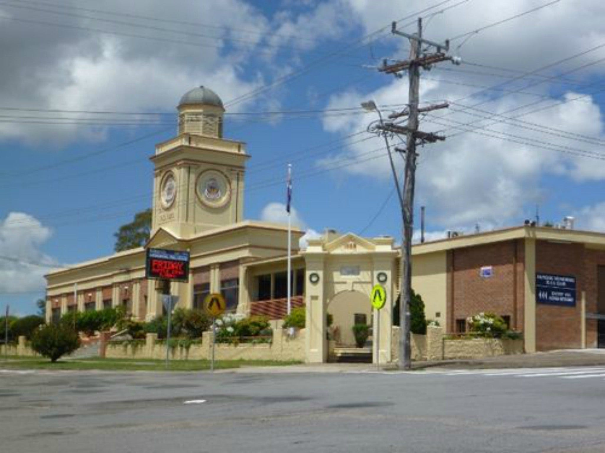 Dungog Memorial RSL Club - Accommodation Fremantle