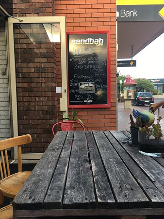 Sandbah Cafe - Accommodation Fremantle