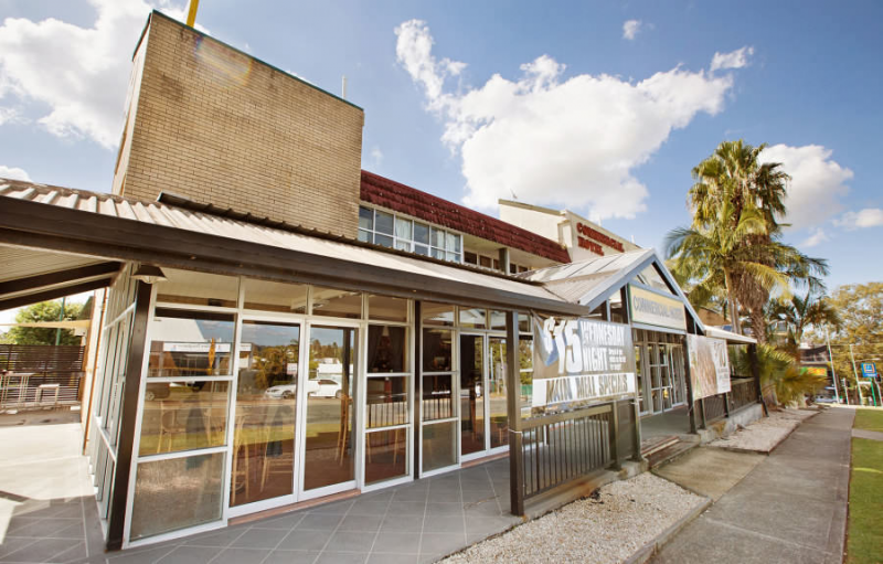 Commercial Hotel - Accommodation Fremantle