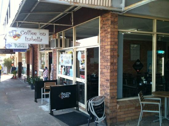 Coffee On Isabella - Accommodation Fremantle