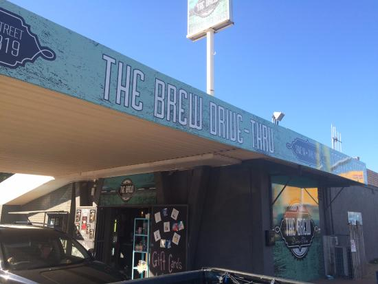The Brew Drive Thru - Accommodation Fremantle