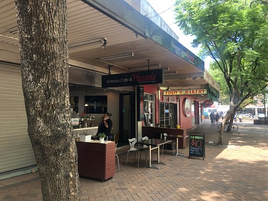Waterloo Cafe and Pizzeria - Accommodation Fremantle