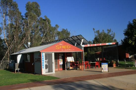 The Shed On Lachlan - Accommodation Fremantle