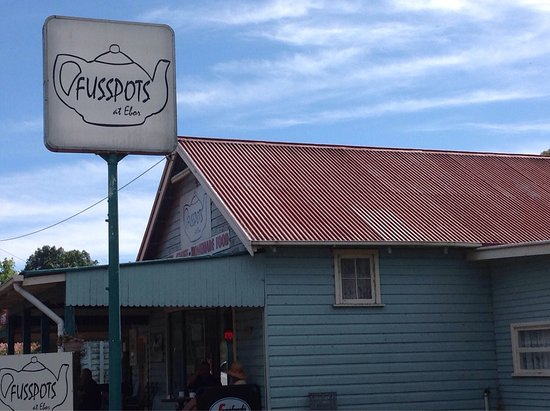 Fusspots at Ebor - Accommodation Fremantle