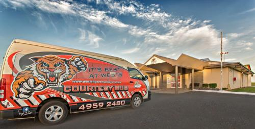 Western Suburbs Rugby Leagues Club Mackay - Accommodation Fremantle