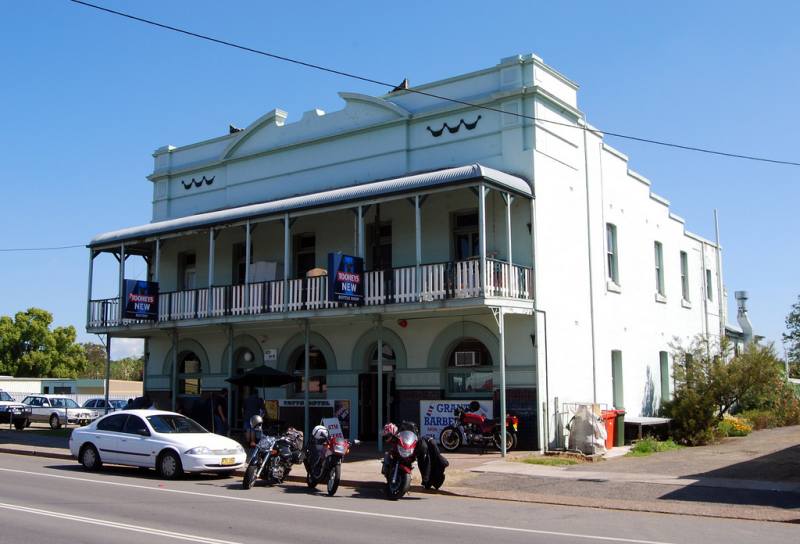 Tattersalls Hotel - Accommodation Fremantle