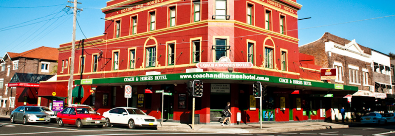 The Coach  Horses Hotel - Accommodation Fremantle