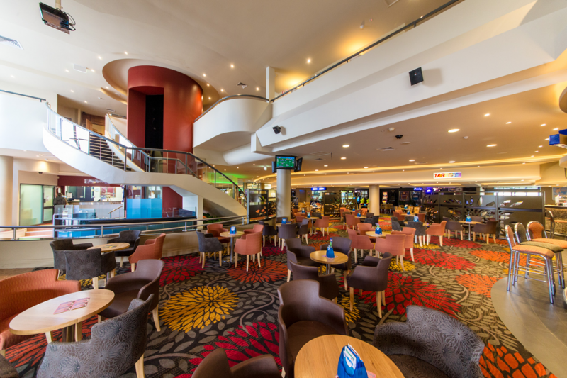 Rockhampton Leagues Club - Accommodation Fremantle