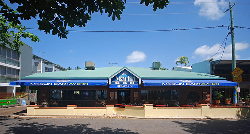 The Marlin Bar - Accommodation Fremantle
