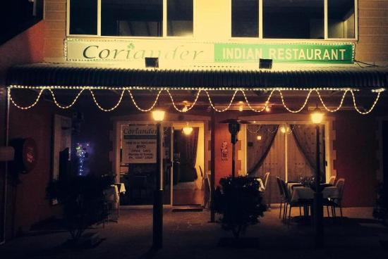 Coriander Indian Restaurant - Accommodation Fremantle