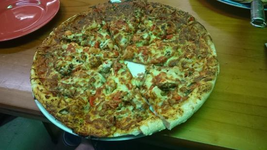 Pizza in the Pan - Accommodation Fremantle