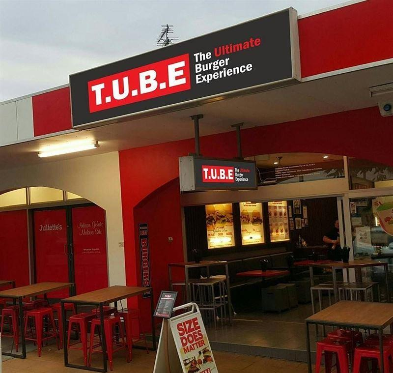TUBE - The Ultimate Burger Experience - Accommodation Fremantle