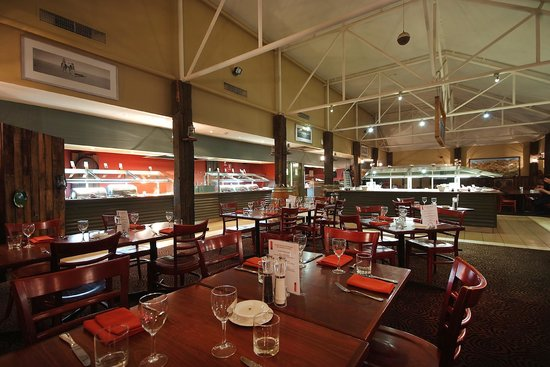 Bough House Restaurant - Accommodation Fremantle