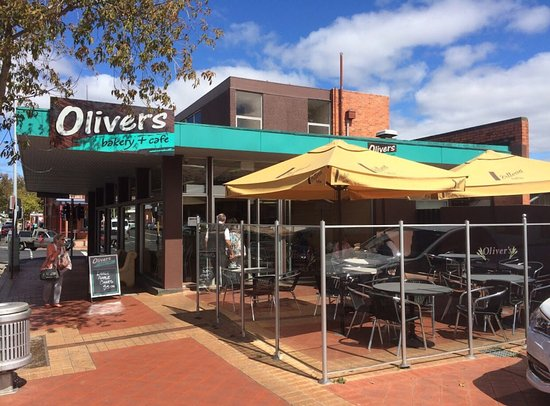 Olivers Bakery  Cafe - Accommodation Fremantle