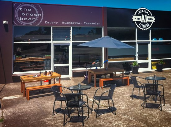 The Brown Bear Eatery - Accommodation Fremantle