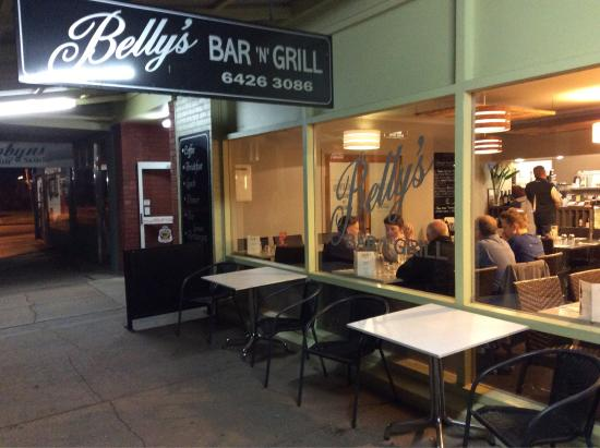 Belly's Bar  Grill - Accommodation Fremantle