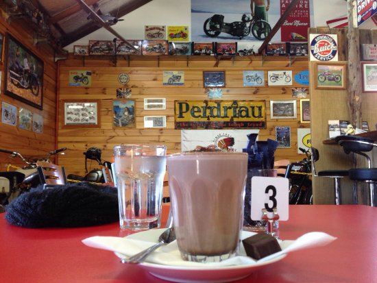 Burt Munro Motorcycle Cafe - Accommodation Fremantle