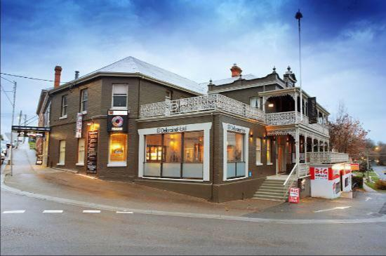 Deloraine Hotel Restaurant - Accommodation Fremantle