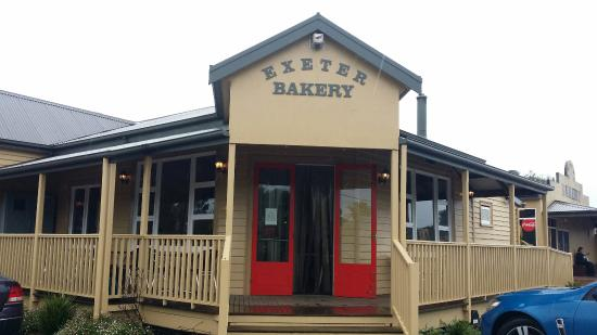Exeter Bakery - Accommodation Fremantle