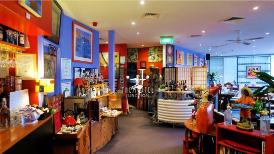 Junction Motel and Function Room - Accommodation Fremantle