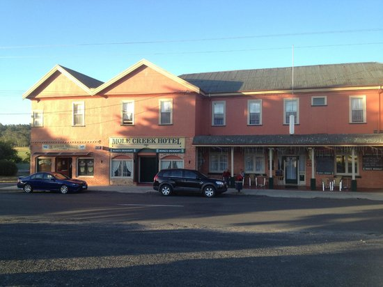 Mole Creek Hotel - Accommodation Fremantle
