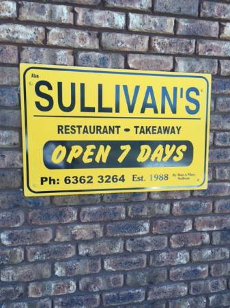 Sullivan's Restaurant - Accommodation Fremantle