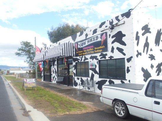 The Cow Shed - Accommodation Fremantle