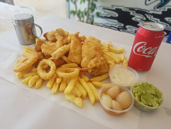 Banksia Grove Fish  Chips - Accommodation Fremantle