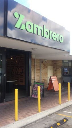 Zambrero - Accommodation Fremantle