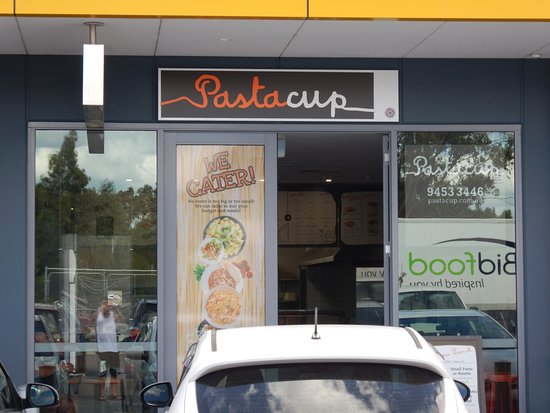 Pastacup wattlegrove - Accommodation Fremantle