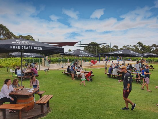 Boston Brewing Co.  Willoughby Park Winery - Accommodation Fremantle