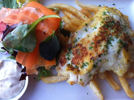 Ocean Blues Cafe  Restaurant - Accommodation Fremantle