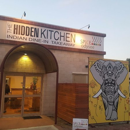 Spice Odysee - The Hidden Kitchen - Accommodation Fremantle