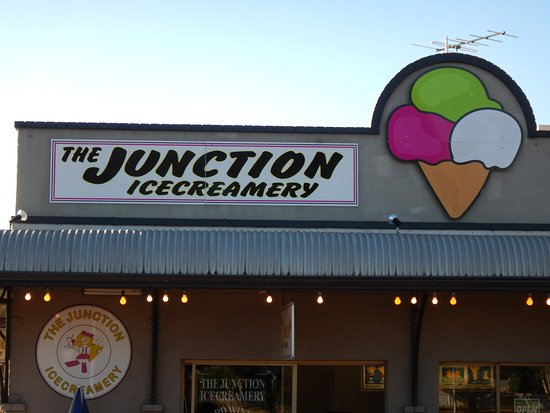 The Junction Icecreamery - Accommodation Fremantle