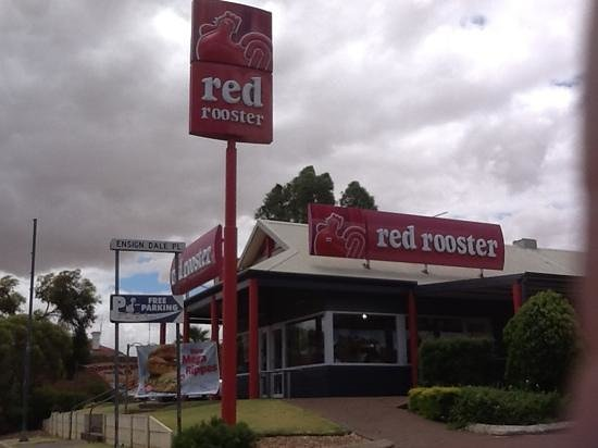 Red Rooster - Accommodation Fremantle