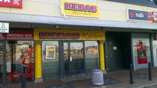 The Kebab Kitchen. - Accommodation Fremantle