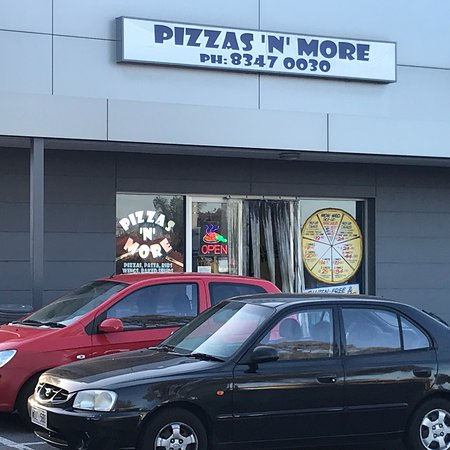 Pizza N More - Accommodation Fremantle