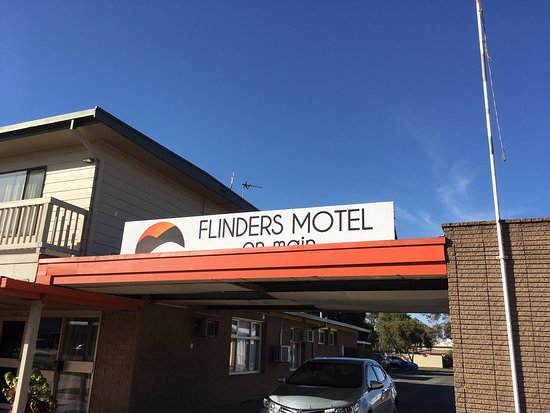 Flinders Motel On Main - Accommodation Fremantle