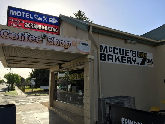 McCue's Bakery - Accommodation Fremantle