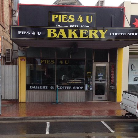 Pies 4 U - Accommodation Fremantle