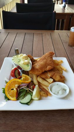 Riverscape Restaurant - Accommodation Fremantle
