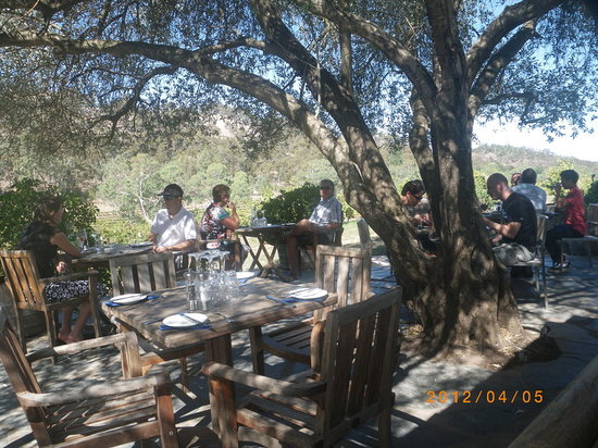 Skillogalee Winery  Restaurant - Accommodation Fremantle