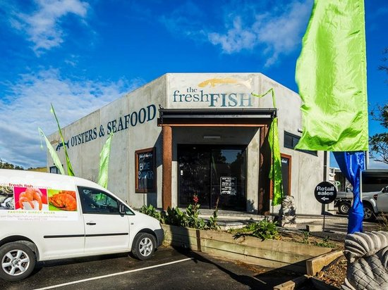 The Fresh Fish Place - Factory Direct Seafood - Accommodation Fremantle