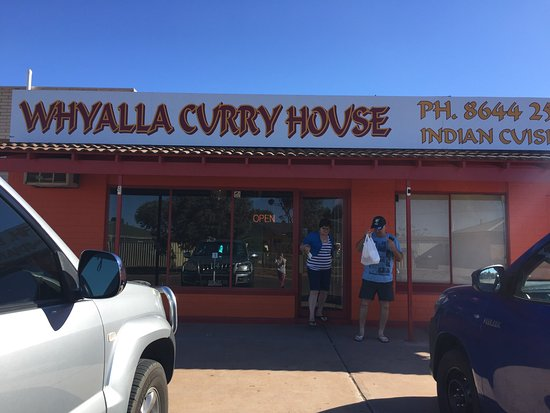 Whyalla Curry House - Accommodation Fremantle