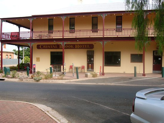 Crystal Brook Hotel - Accommodation Fremantle
