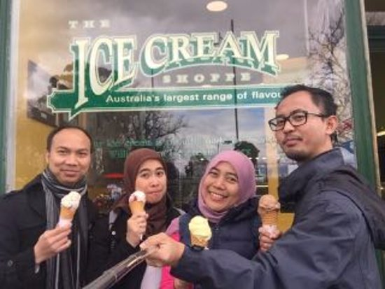 Ice Cream Shoppe - Accommodation Fremantle